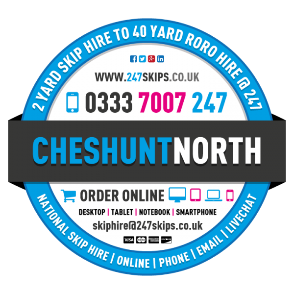 Cheshunt North Skip Hire