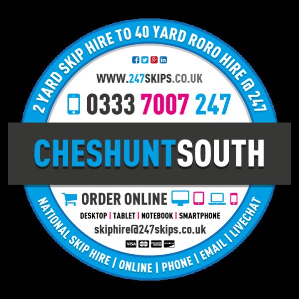 Cheshunt South Skip Hire