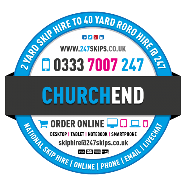 Church End Skip Hire