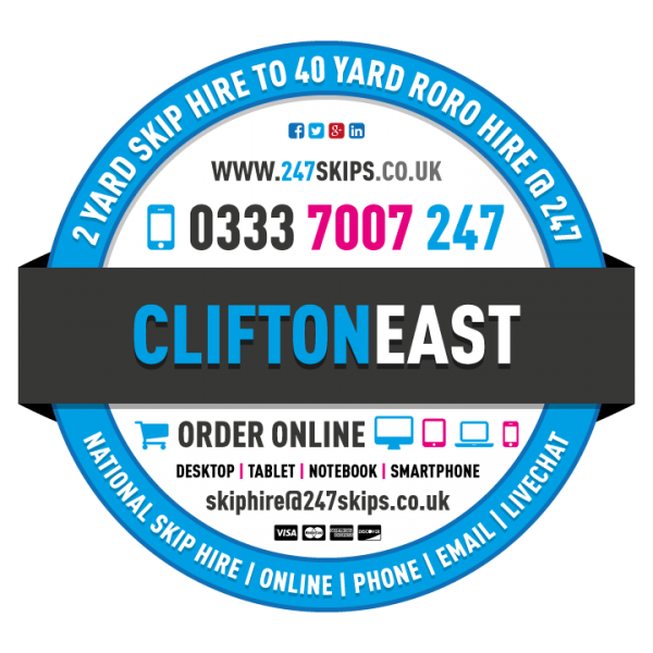 Clifton East Skip Hire