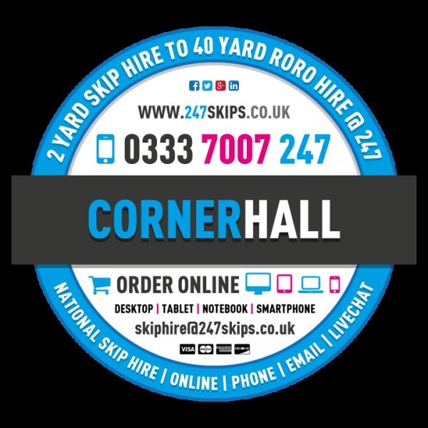 Corner Hall Skip Hire