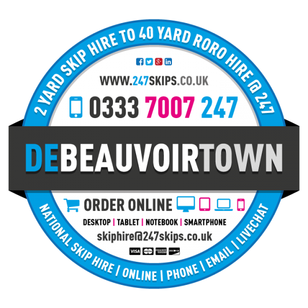 De Beauvoir Town Skip Hire