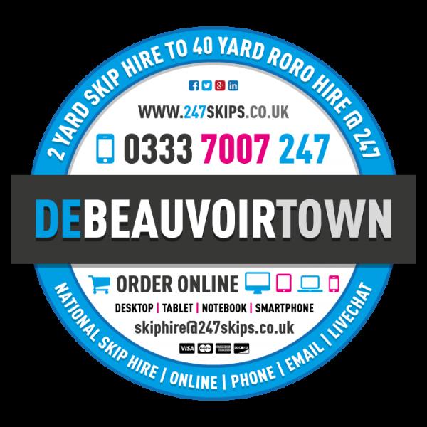 De Beauvoir Town Skip Hire