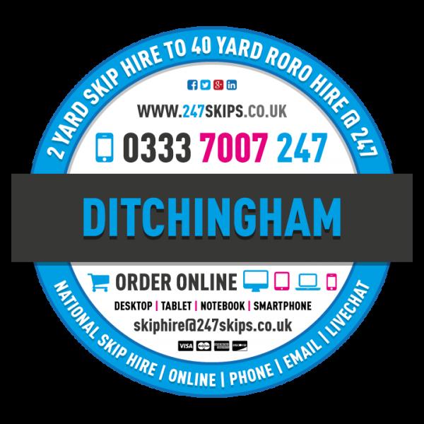 Ditchingham Skip Hire