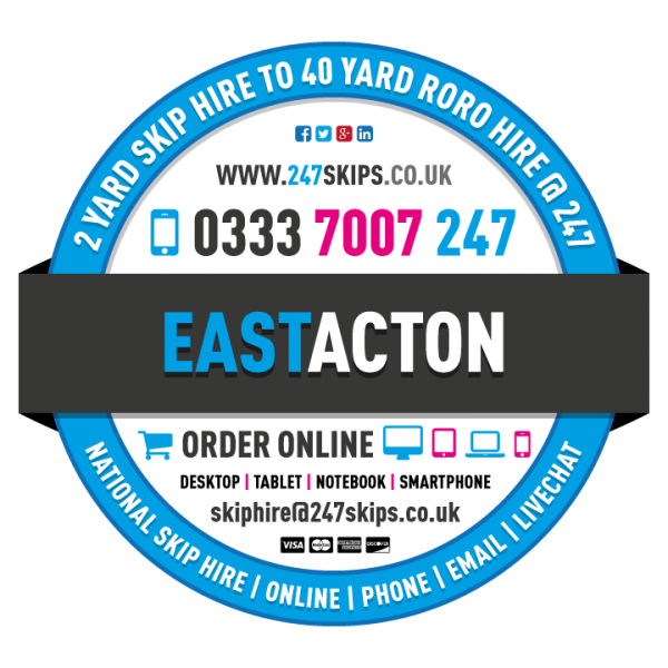 East Acton Skip Hire