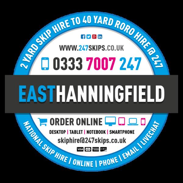 East Hanningfield Skip Hire, Chelmsford Essex