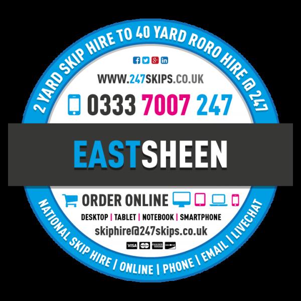East Sheen Skip Hire