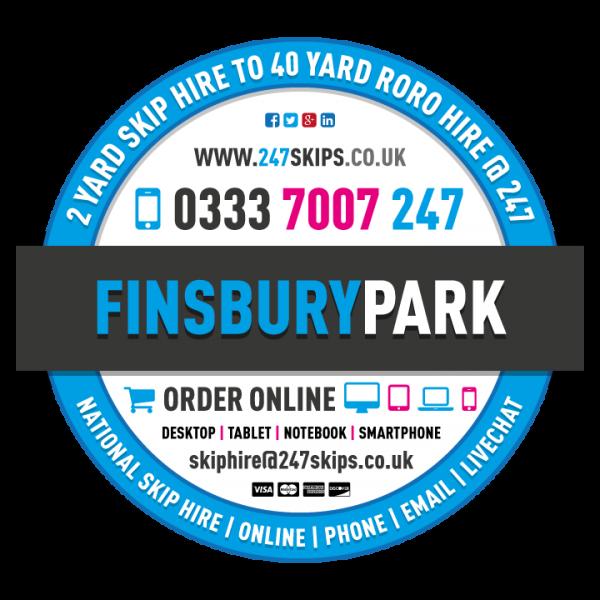Finsbury Park Skip Hire