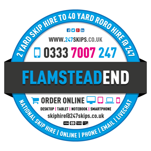 Flamstead End Skip Hire