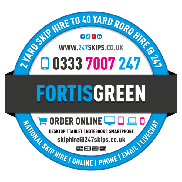 Fortis Green Skip Hire