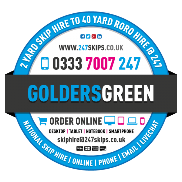 Golders Green Skip Hire