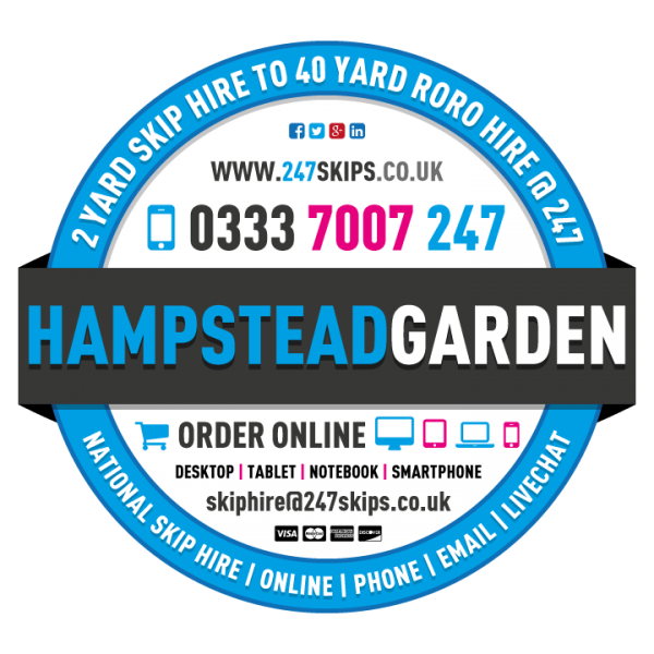 Hampstead Garden Skip Hire