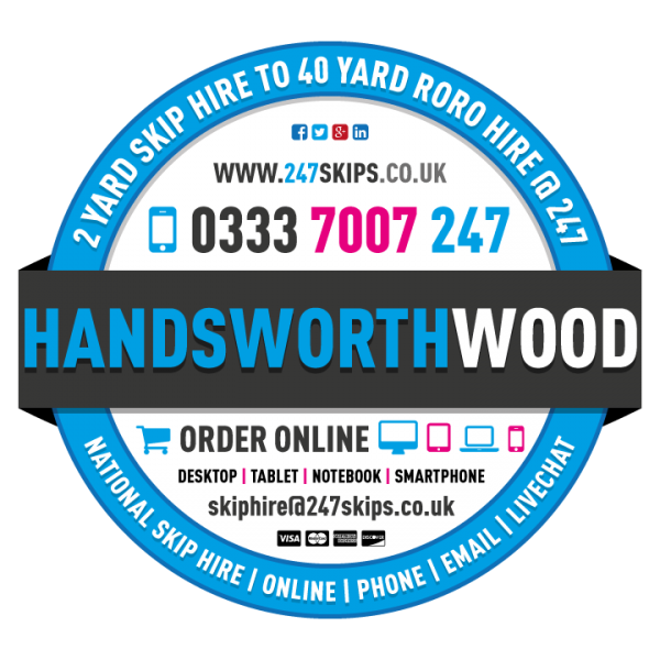 Handsworth Wood Skip Hire