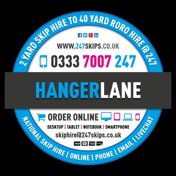 Hanger Lane Skip Hire