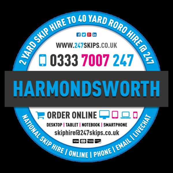 Harmondsworth Skip Hire