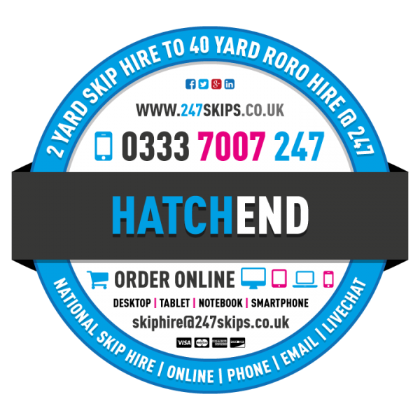 Hatch End Skip Hire