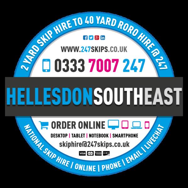 Hellesdon South East Skip Hire