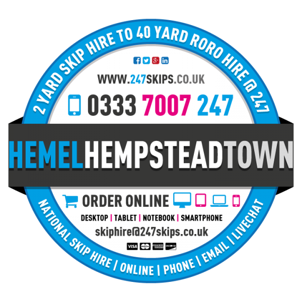 Hemel Hempstead Town Skip Hire