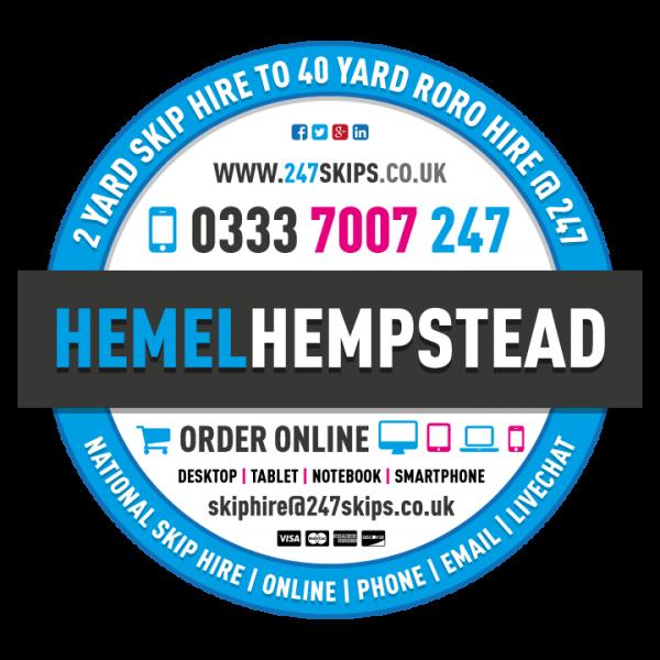 Hemel Hempstead Skip Hire