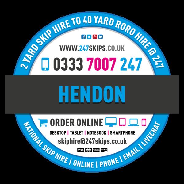 Hendon Skip Hire