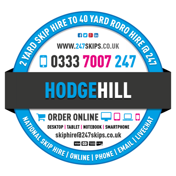 Hodge Hill Skip Hire