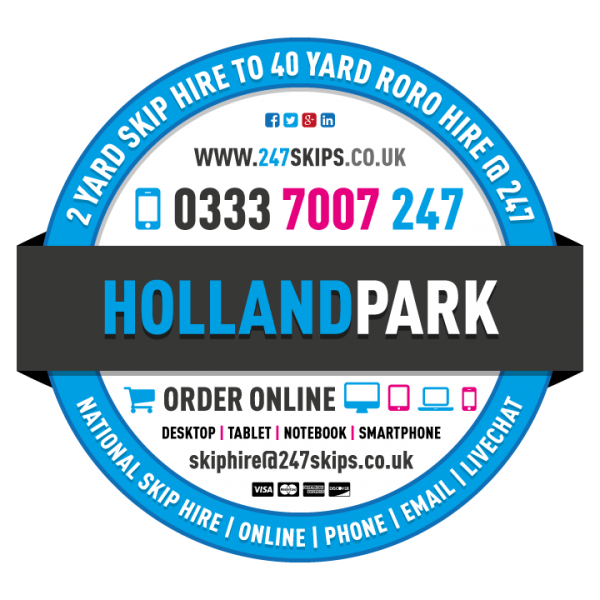 Holland Park Skip Hire