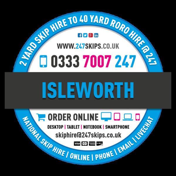 Isleworth Skip Hire