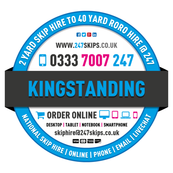 Kingstanding Skip Hire