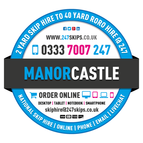 Manor Castle Skip Hire