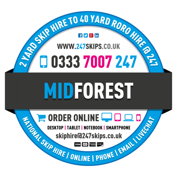 Mid Forest Skip Hire
