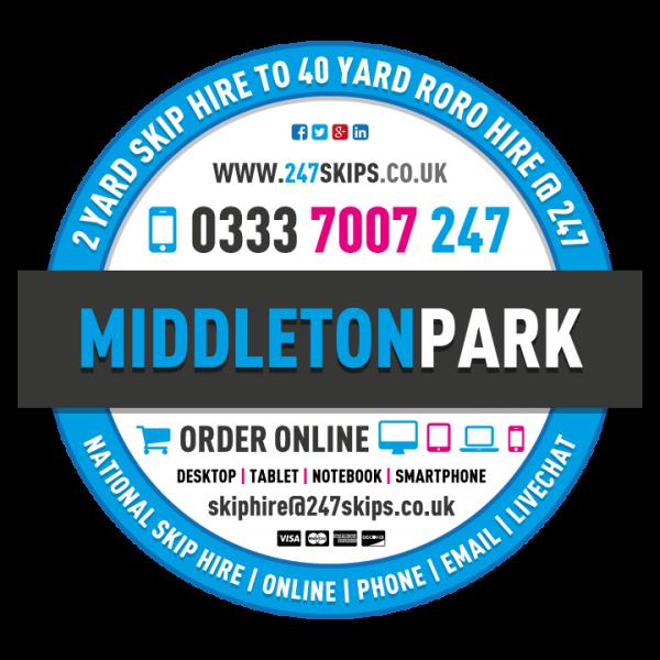 Middleton Park Skip Hire