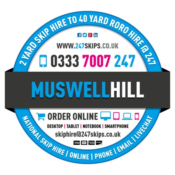 Muswell Skip Hire