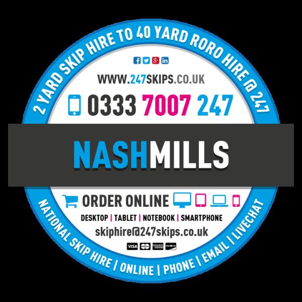 Nash Mills Skip Hire