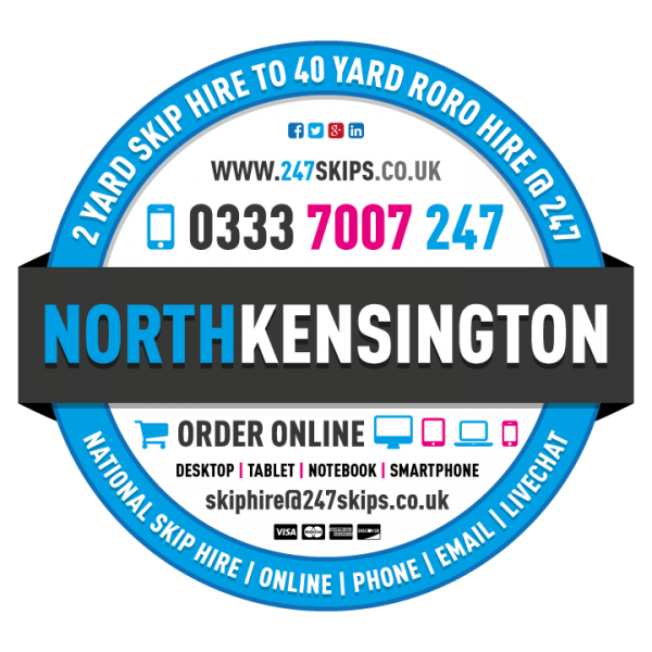 North Kensington Skip Hire