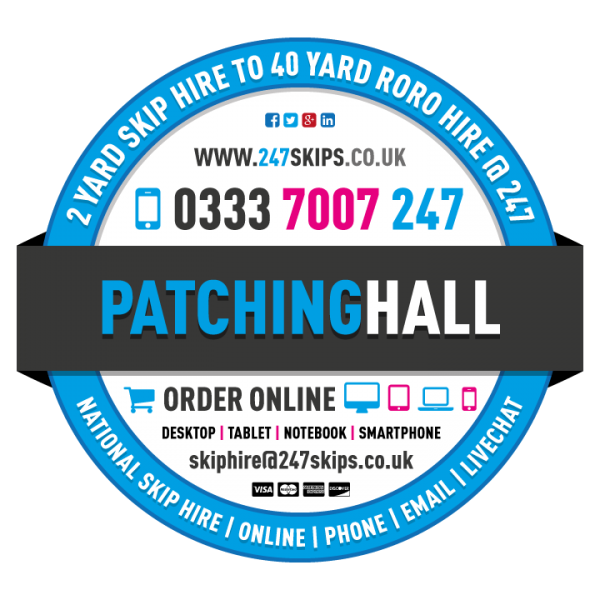 Patching Hall Skip Hire, Chelmsford Essex