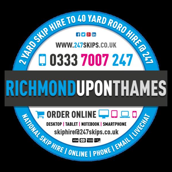 Richmond upon Thames Skip Hire