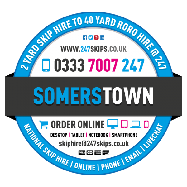 Somers Town Skip Hire