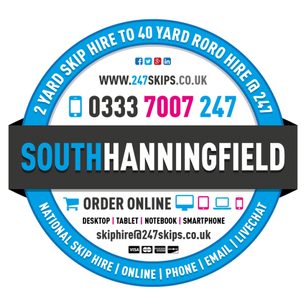 South Hanningfield Skip Hire, Chelmsford Essex