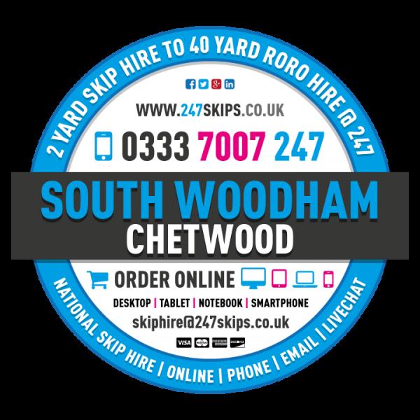 South Woodham-Chetwood Skip Hire, Chelmsford Essex