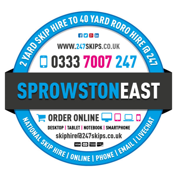 Sprowston East Skip Hire