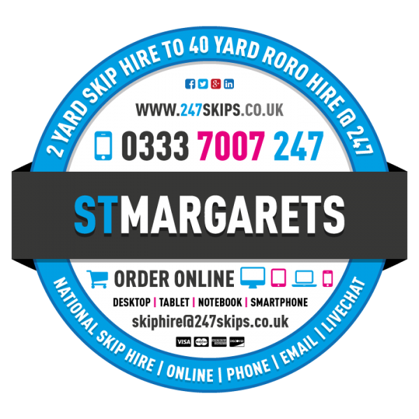 St Margarets Skip Hire