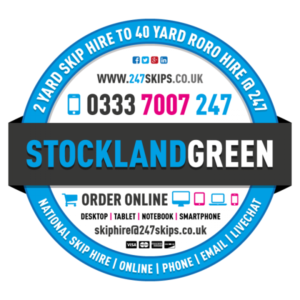 Stockland Green Skip Hire