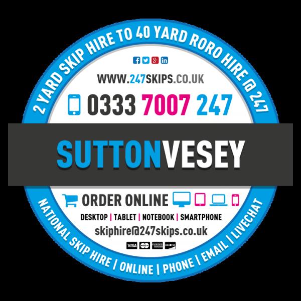 Sutton Vesey Skip Hire