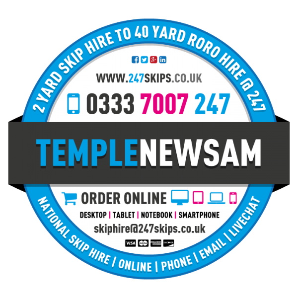 Temple Newsam Skip Hire