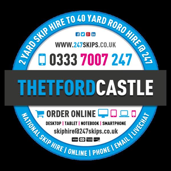 Thetford Castle Skip Hire
