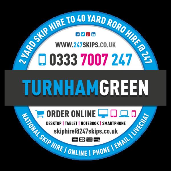 Turnham Green Skip Hire