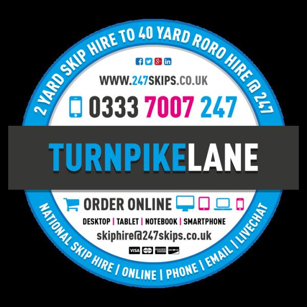 Skip Hire in Turnpike Lane