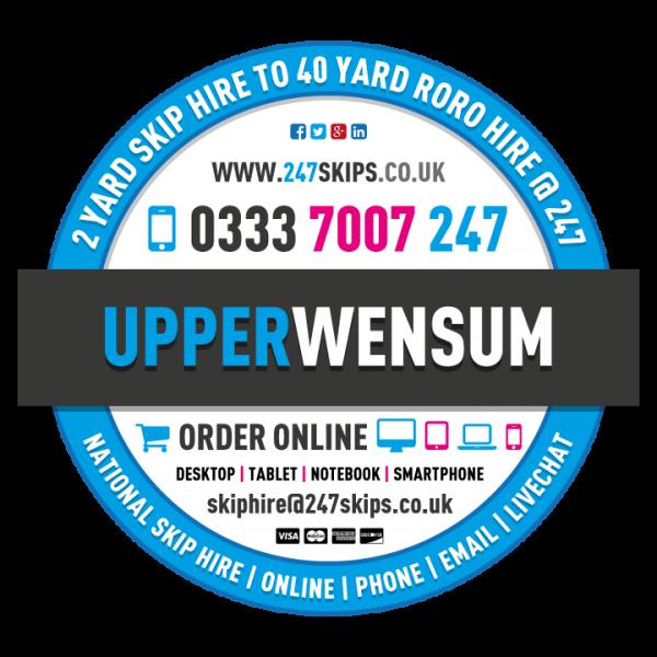 Upper Wensum Skip Hire