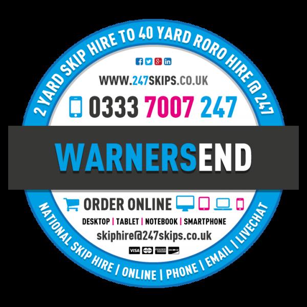Warners End Skip Hire