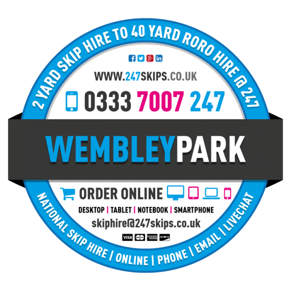 Wembley Park Skip Hire